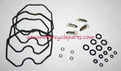 77-78 Honda Complete 4 Carb Repair Kit