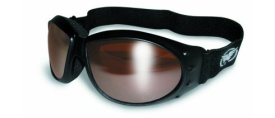 Eliminator Goggle with Bronze Mirrored Lens