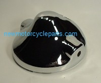 Kawasaki Style Chrome Headlight Shell Universal
