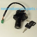 Early GS Fork Lock Style Ignition Switch