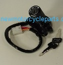 Early GSX GSXR Suzuki Ignition Switch