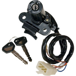 ZX6E and ZX7 Ignition Switch