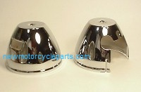 Kawasaki Chrome Bottom gauge Cups