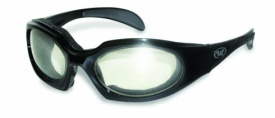 LTD Foam Padded with Clear lens