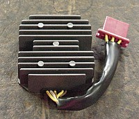 GPZ750 Turbo KZ1000-1100 Regulator Rectifier