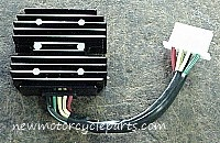 GL1100 GL1200 Regulator Rectifier Non LTD Style