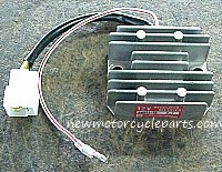 KZ 250 400 650 750B Regulator Rectifier