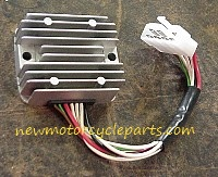 Maxim Seca Regulator Rectifier