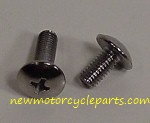Screw phillips small oval 6mm