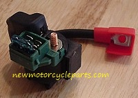 Universal Solenoid W-Main Fuse