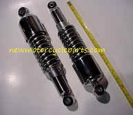 Eye to Eye Chrome Short Shocks