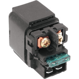 Later Style Square Solenoid w-fuse