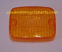 GS E and G Style Rectangular Signal Lens