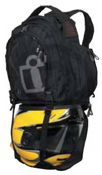 Icon Tank bag W-Helmet
