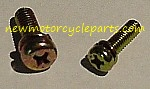 Zink Oxide Carb Screws