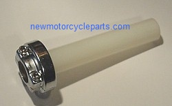 Universal Chrome Throttle