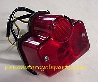 Vintage Tail Light !