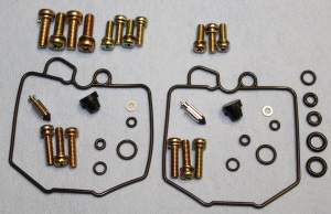 Carb Kit Ideas for CB/CM400-450 '78-'85 and CX and GL500 '80-'82